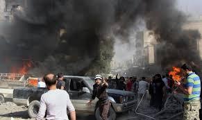 Sekitar 60 Tewas dalam Pertempuran di Idlib