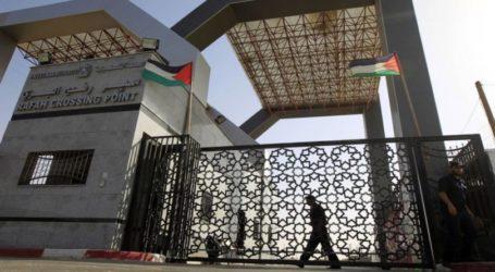 Lebih 7 Ribu Warga Tunggu Rafah Dibuka