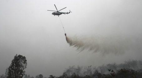 Padamkan Kebakaran Hutan, Helikopter Dikerahkan ke Aceh Barat