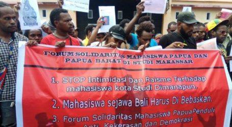 JMK: Tindak Pelaku Rasisme Terhadap Mahasiswa Papua