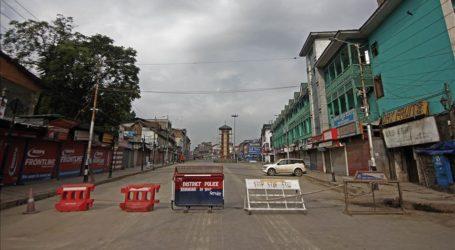 Pembatasan Kembali Diberlakukan di Srinagar Kashmir