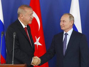 Erdogan Harap Pusat Pemantauan di Nagorno-Karabakh Segera Beroperasi