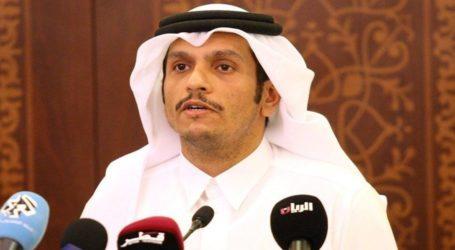 Menlu Qatar : Palestina Induk Masalah Bangsa Arab