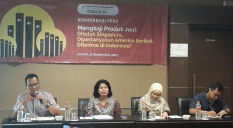 Masyarakat Sipil Tolak Kehadiran Rokok Elektrik Juul di Indonesia