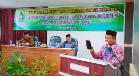 Workshop Managemen Sistem Informasi untuk Pondok Pesantren