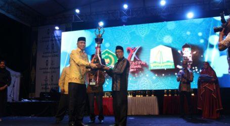 Pekan Keterampilan dan Seni Pendidikan Agama Islam tingkat Provinsi Aceh