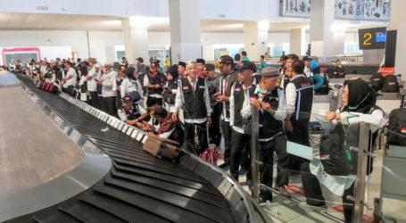 Petugas-Petugas Haji Indonesia Dakar Makkah Kembali ke Tanah Air