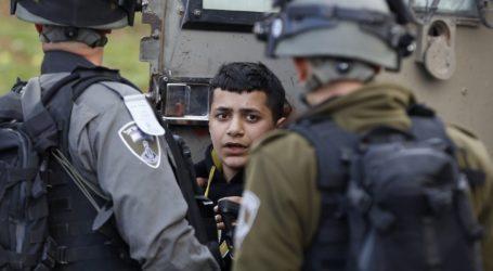 Agustus, Israel Tangkap 450 Warga Palestina, Termasuk 69 Anak-anak