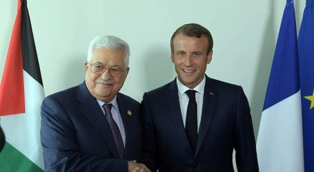 Perancis Sumbang 8 Juta Euro untuk Palestina
