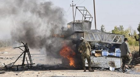 Zarif Tuding Israel Serang Militer Resmi Irak