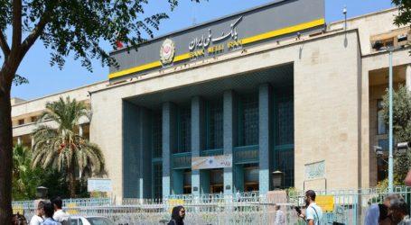 AS Jatuhkan Sanksi kepada Bank Sentral Iran