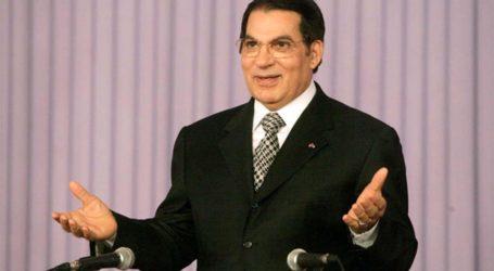 Mantan Presiden Tunisia Ben Ali Wafat di Saudi