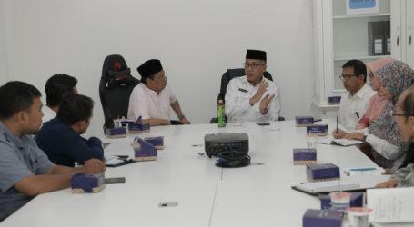 Plt Gubernur Aceh Minta Pembangunan Rumah Duafa Segera Dilaksanakan