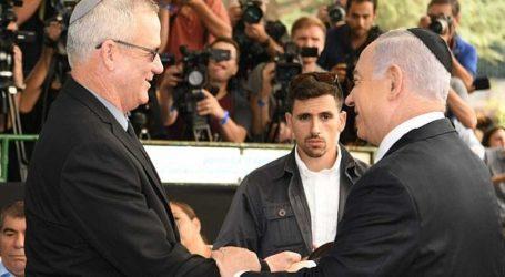 Netanyahu Desak Koalisi dengan Gantz, Tapi Ditolak