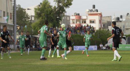 Israel Larang Tim Sepak Bola Gaza Bertanding di Tepi Barat