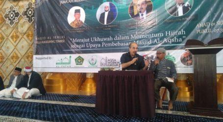 Taher Hammad: Rakyat Palestina Juga Doakan Indonesia