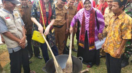 BAZNAS Kerjasama dengan UNDP Bangun Desa Agrowisata