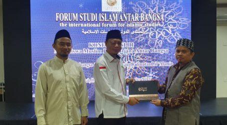 Konferensi Mahasiswa Muslim Pascasarjana Antar Bangsa Sepakati Proyek Literasi