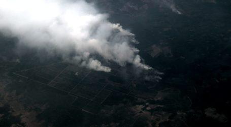 BNPB: Kualitas Udara Riau Masih Buruk