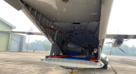 Tiga Pesawat Teknologi Modifikasi Cuaca Disiagakan di Riau