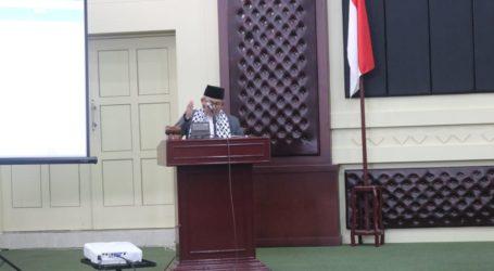 Imaam Yakhsyallah: Indonesia Dibangun atas Dasar Musyawarah Mufakat