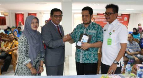 Dinsos Aceh Bekali Disabilitas Netra untuk Mendiri