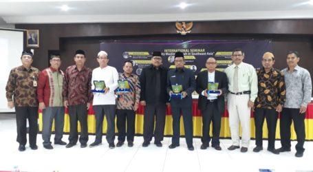 UIN Ar-Raniry Gelar Seminar Internasional 'Dakwah Muslim Minoritas di Asia Tenggara'