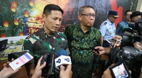 Kodam Tanjungpura Akan Gelar Operasi Mandiri Tanggulangi Karhutla