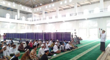 Jama'ah Muslimin (Hizbullah) Wilayah Lampung Adakan Temu Pimpinan