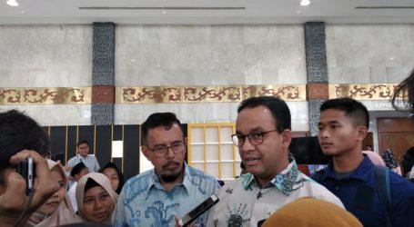 Anies Dorong Penggunaan Sepeda sebagai Alat Transportasi di Jakarta