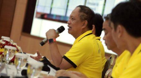 Rektor Didorong Kembangkan Olahraga Kampus