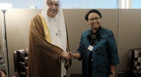 Menlu RI-Menlu Saudi Bahas Kerjasama Pertamina dan Aramco