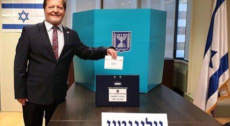 Pemilihan Umum Awal Israel di Luar Negeri Rendah Partisipasi
