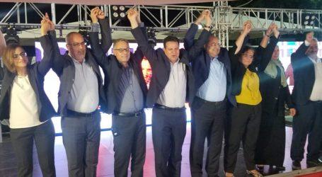Pemilu Israel: Partai Palestina di Urutan Ketiga
