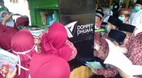 DD Bergerak Cepat Bantu Masyarakat Riau Korban Karhutla