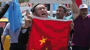 Inggris Tuduh Pemerintah Beijing Lakukan Pelanggaran HAM Berat di Xinjiang