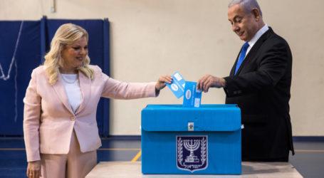 Pemilu Israel: Likud Kekurangan Kursi, Netanyahu Minta Dukungan