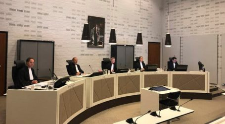 Dua Jendral Israel Digugat di Pengadilan Belanda