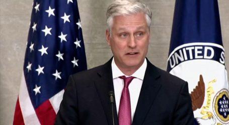 Robert O'Brien Jadi Penasihat Keamanan Nasional Baru Trump