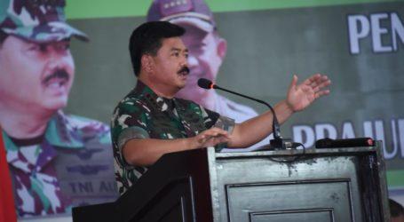 Panglima TNI: Sinergitas TNI-Polri Jaga Keutuhan NKRI
