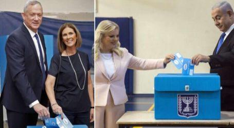 Pemilu Israel: Mengulang Pertarungan Netanyahu dan Gantz