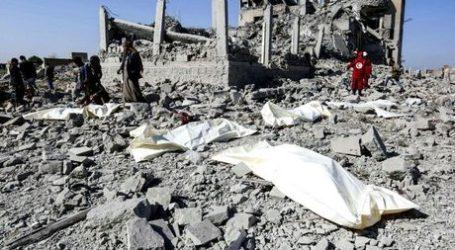 DK PBB Serukan Gencatan Senjata di Yaman