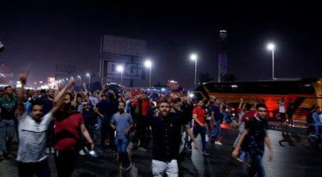 Institut: Israel Harus Dukung El-Sisi Hadapi Protes