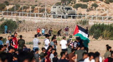 Hamas Lancarkan Lima Serangan Roket ke Wilayah Israel Jumat Malam