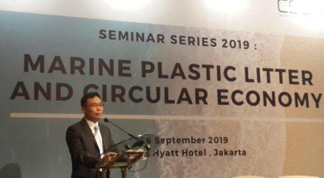 Taiwan-Indonesia Gali Potensi Kerjasama Daur Ulang Limbah Plastik Laut