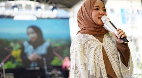 Nissa Sabyan Makin Bersemangat Jadi Duta Kemanusiaan