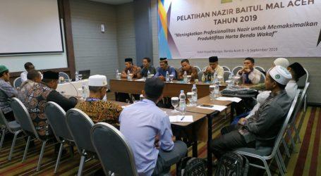Kepala BMA: Aceh Perlu Gali Pontensi Wakaf Tunai