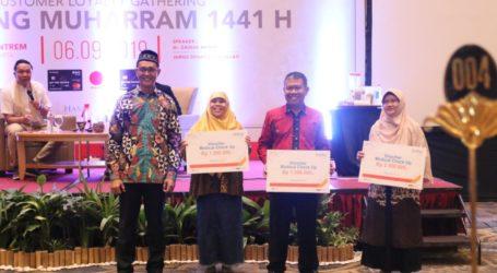 BNI Syariah Gelar Customer Loyalty Gathering di Yogyakarta