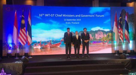 Nova Iriansyah Pimpin Delegasi RI di Pertemuan IMT-GT Thailand