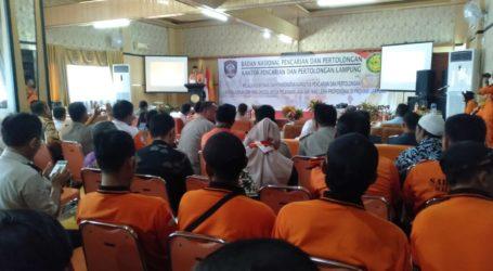 Wagub Lampung Ajak Masyarakat Tanggap dan Siaga Bencana